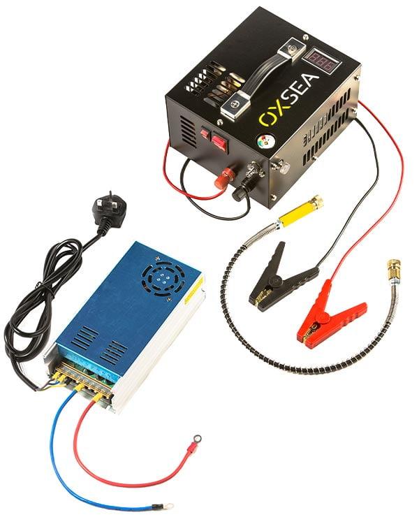 minicompresseur+adaptateur