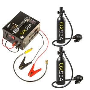 2-OX1000+Compresseur