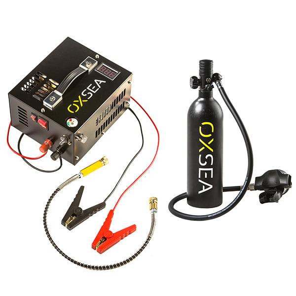 OX1000+Compresseur
