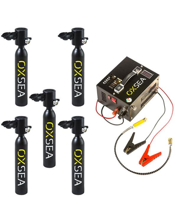 5-OX500+compresseur