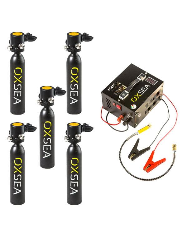 5-OX700+Compresseur